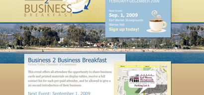 Business 2 Business Breakfast